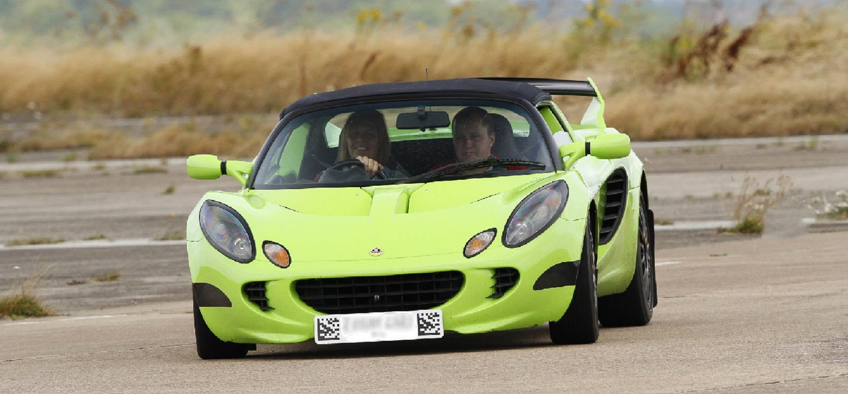 Lotus Thrill Ride Driving Experience - Oxfordshire-2