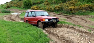 45 Minute 4x4 Driving Experience In Devon - With Passenger