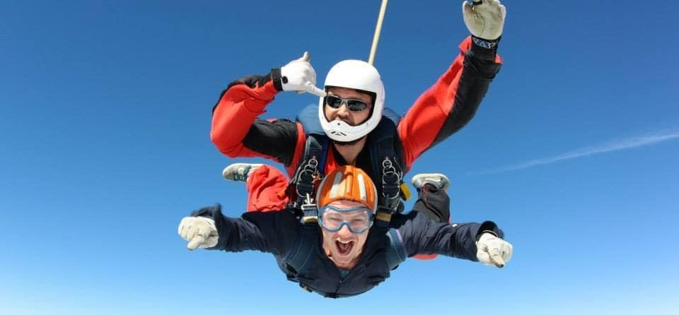 Durham Tandem Skydive Experience-3