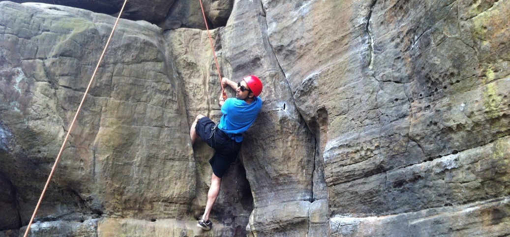 Rock Climbing & Abseiling Experience - Sussex