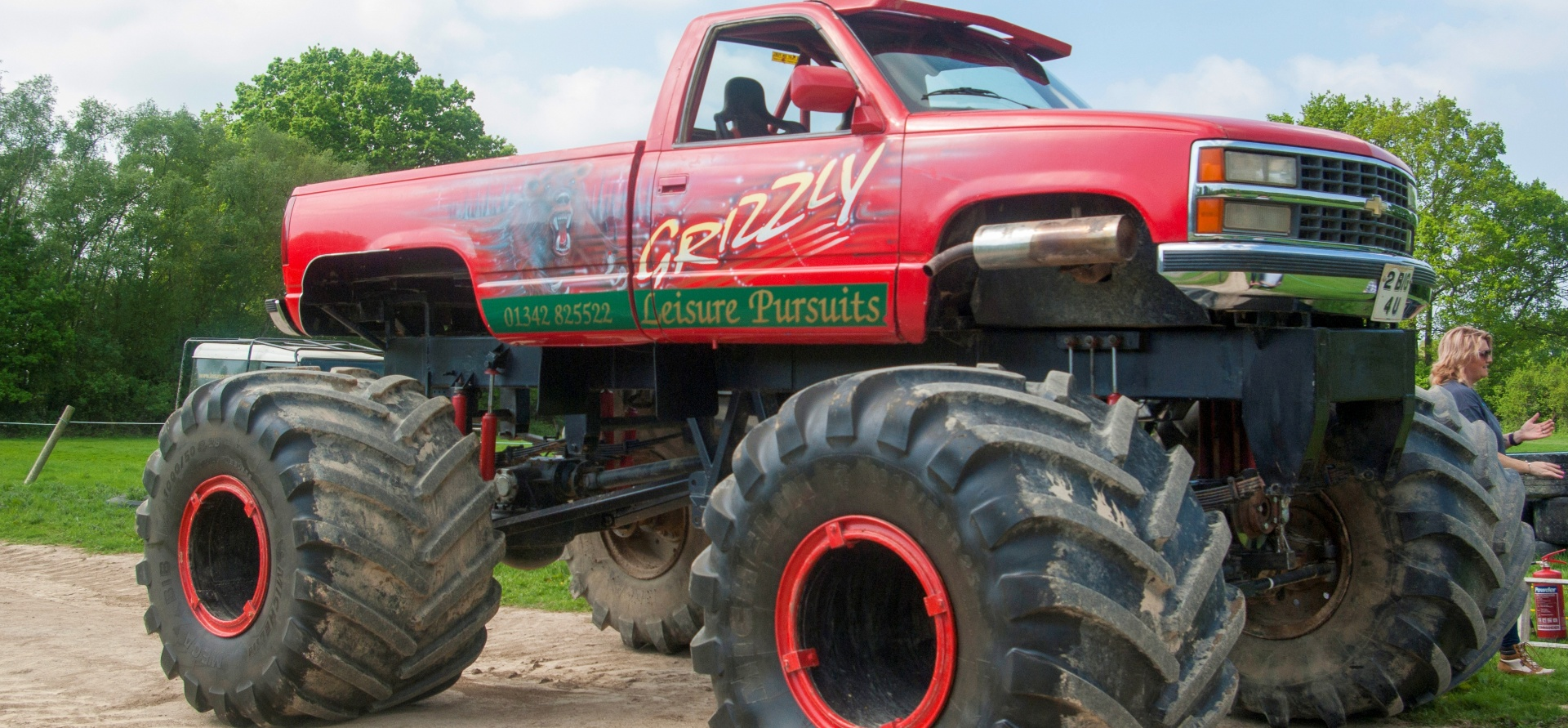 Ultimate Monster Truck Driving Experience-5