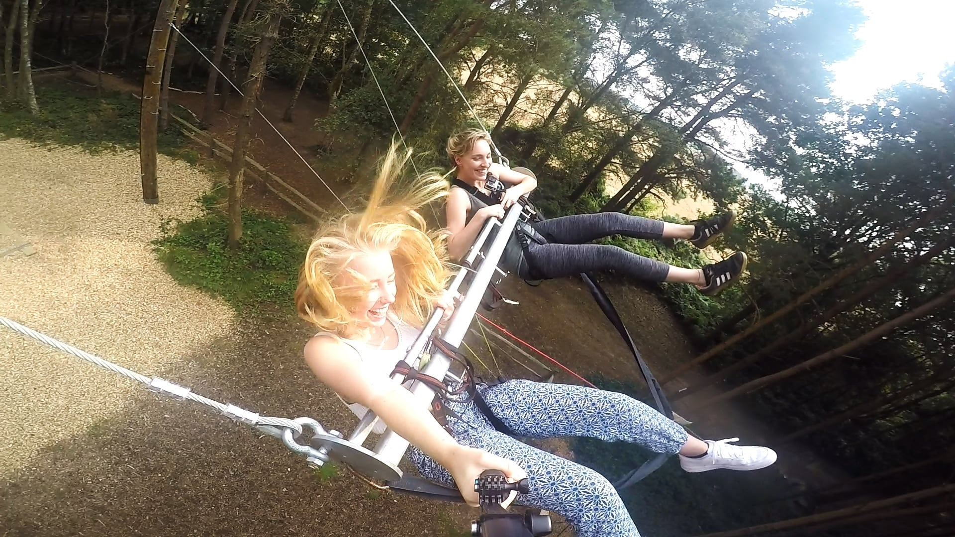 Giant Swing Experience - East Sussex-1