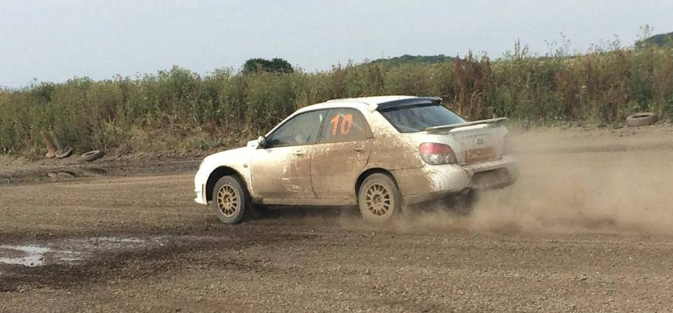 Subaru Impreza  3 Lap Blast In Essex