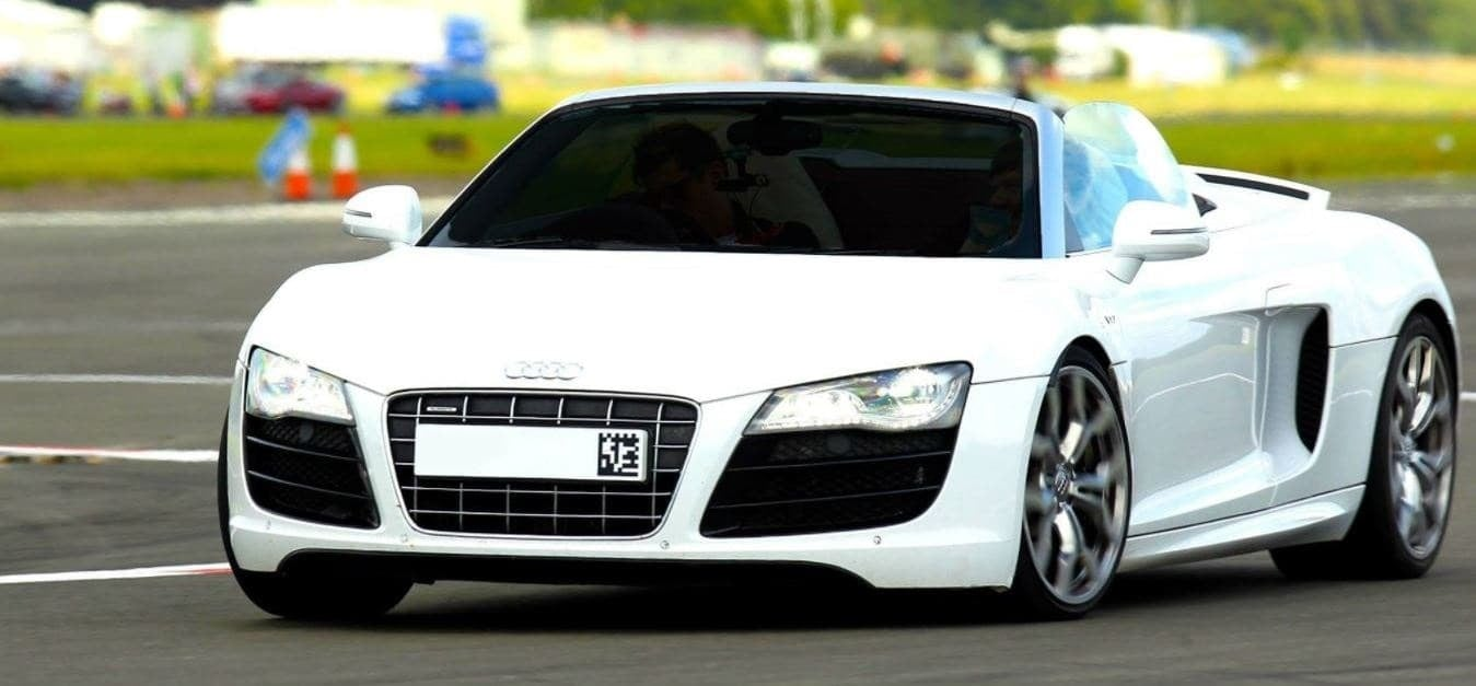 Audi R8 Experience-1