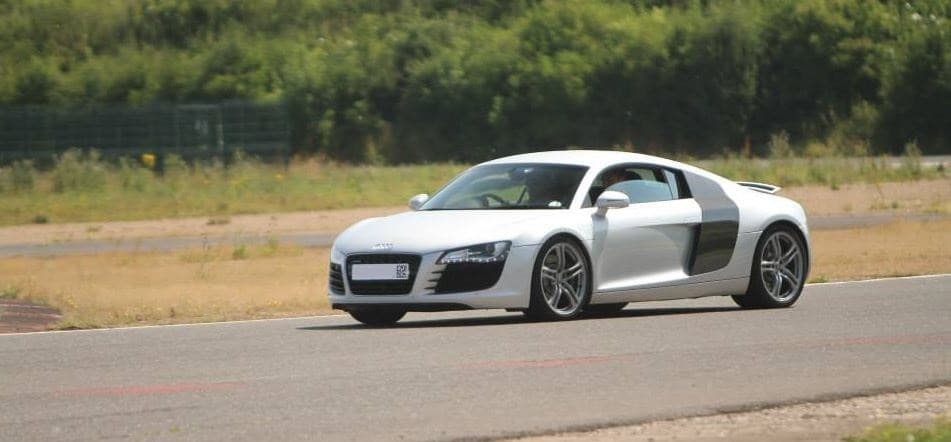 Audi R8 Experience-3