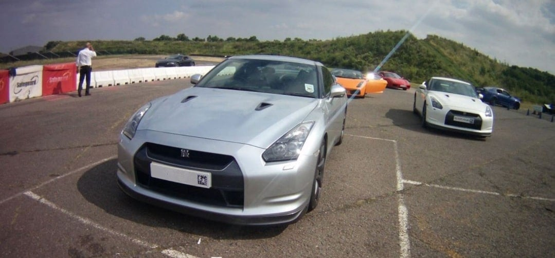Drive a Nissan GT-R Thrill Experience-2