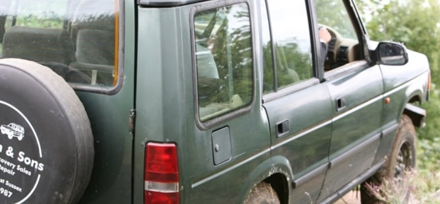 Exclusive 4x4 Adventure (Weekday) - Bedfordshire-1
