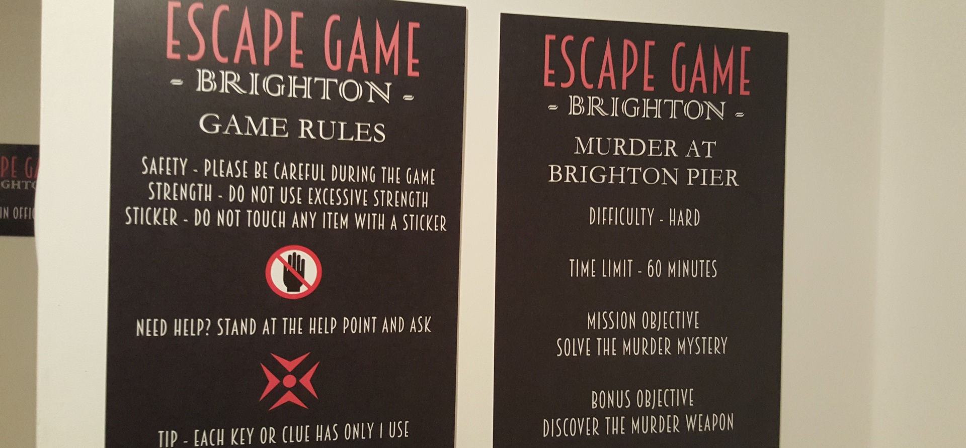Escape Game In Brighton For Two-5