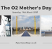 Experience Days Up At The O2 Climb in Celebration of Mother's Day