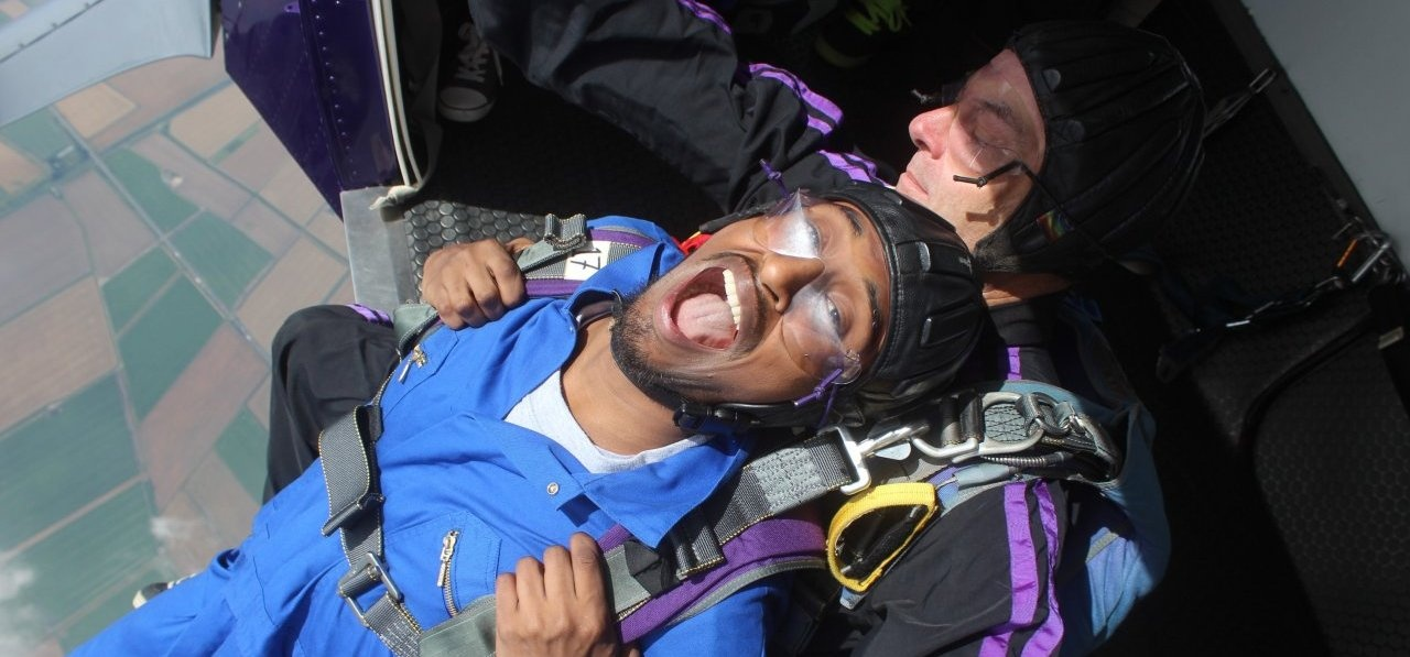Cambridge Skydiving AFF Course - Level 1-4