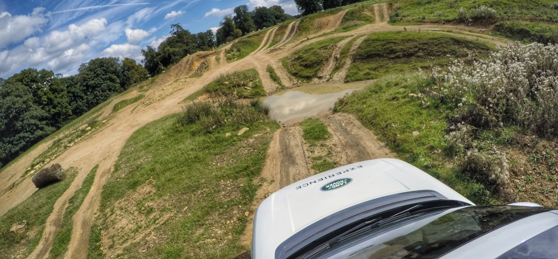 Half Day Land Rover Experience (Private)-6