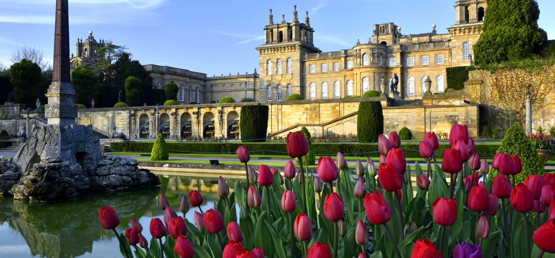 Blenheim Palace and Afternoon Tea for Two at Macdonald Bear Hotel-2