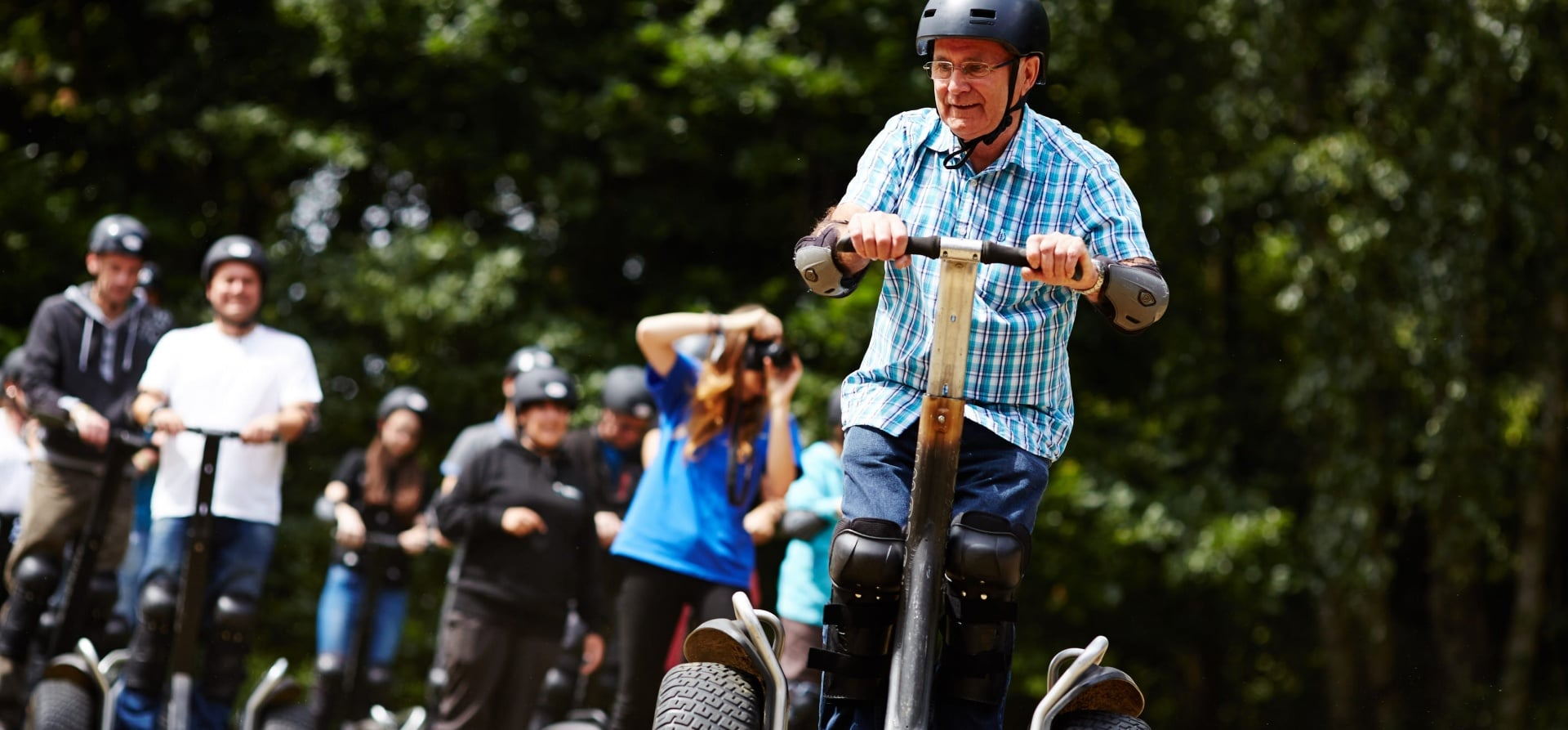 Segway Adventure For 2 Special Offer-3