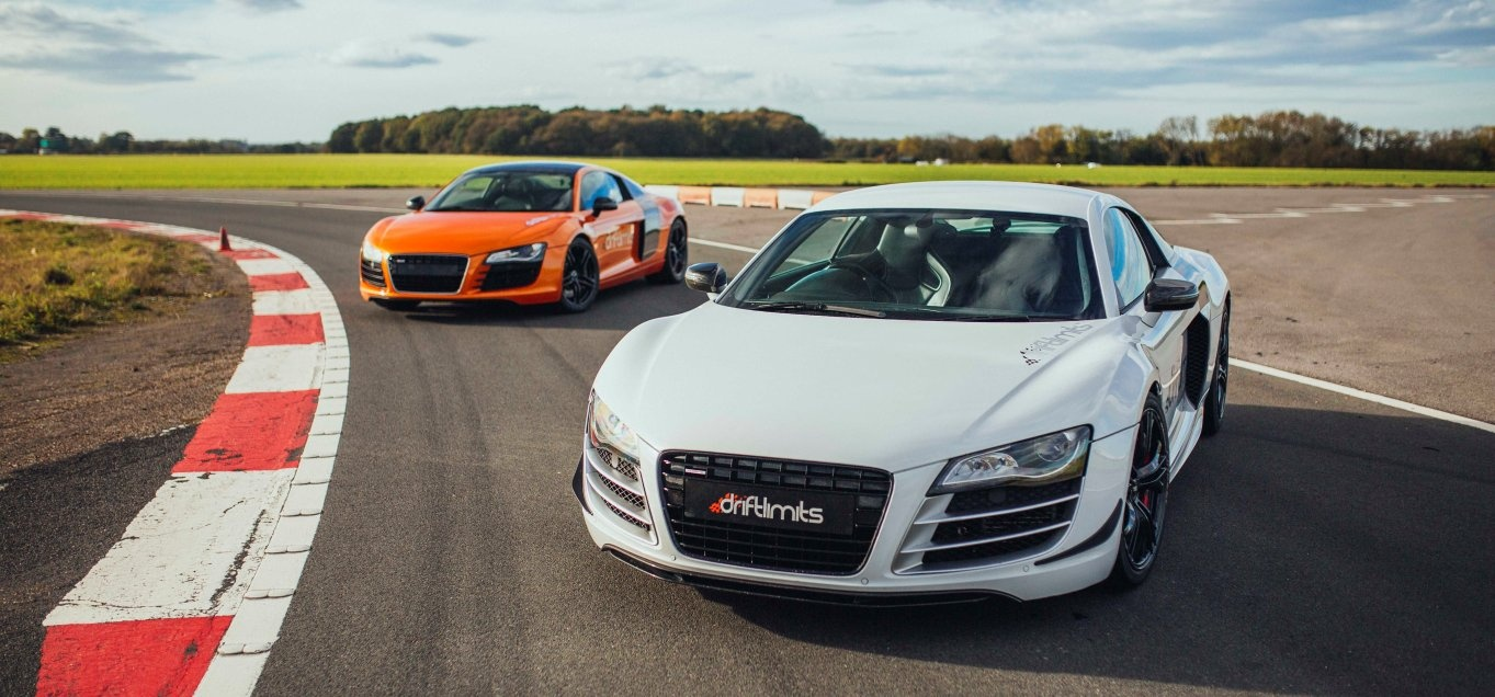 Supersprint Rally Driving Experience