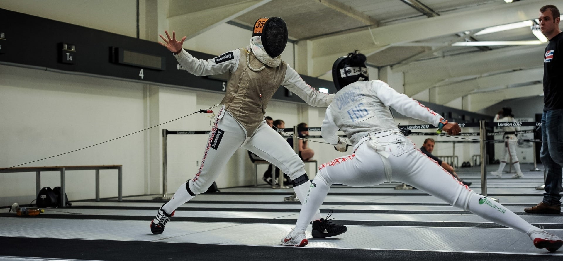 3 Hour Fencing Lesson In London-1