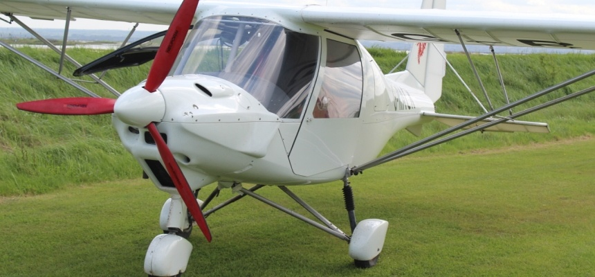 Microlight Flight Kent