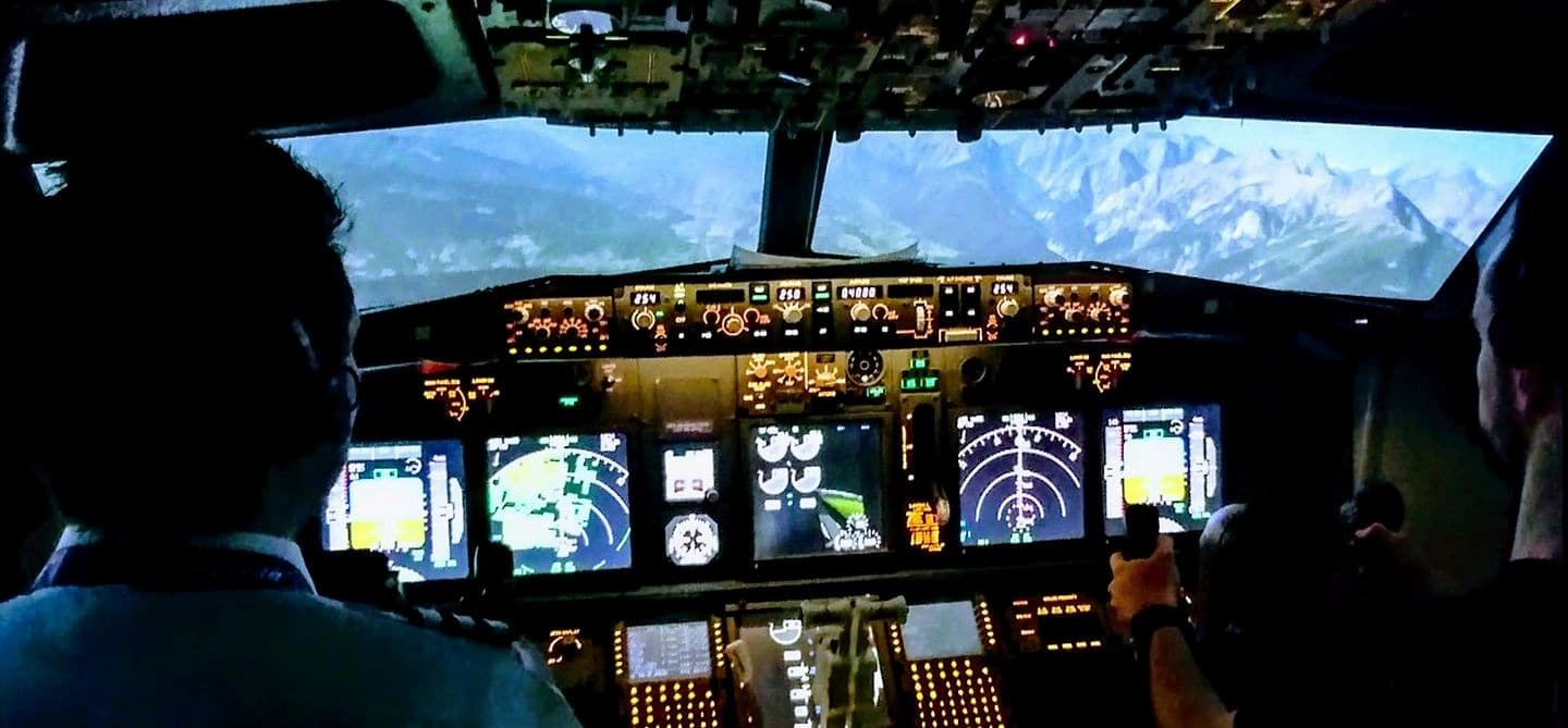 30 Minute Flight Simulator in Leicestershire-1