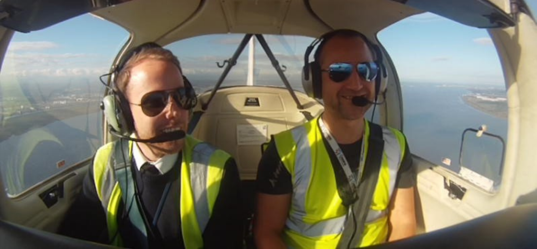 Private Flying Lesson - 30 Minute