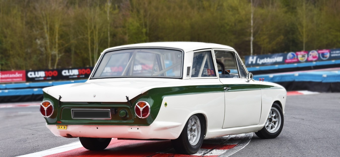 Lotus Cortina 6 Mile Driving Experience-2