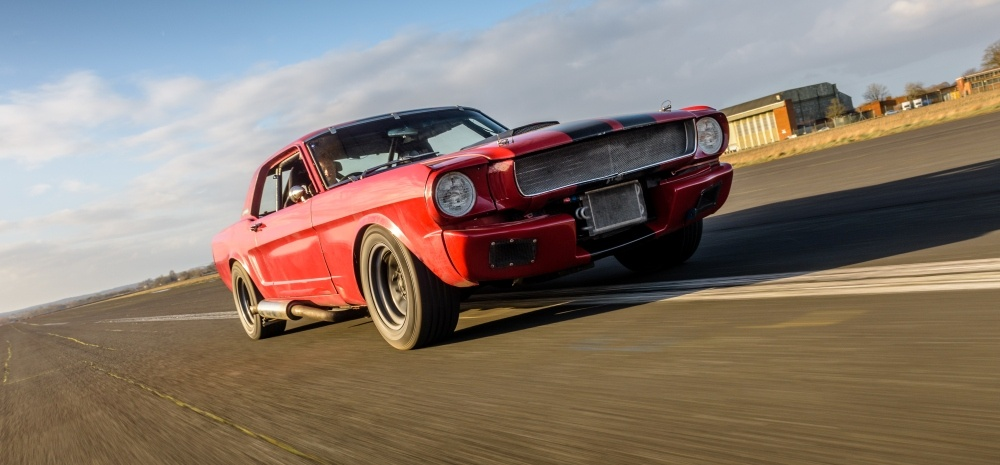 Ford Mustang GT350 6 Mile Driving Experience