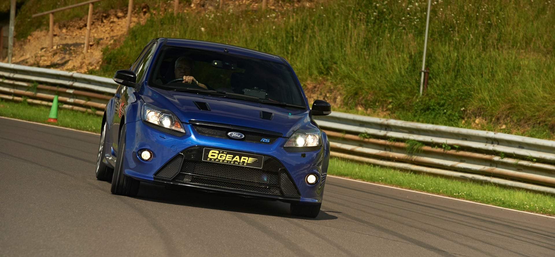 Ford Focus RS Drive-5