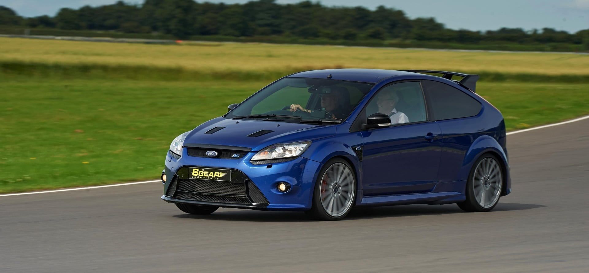 3 lap driving experience in a ford focus rs experience days. Black Bedroom Furniture Sets. Home Design Ideas