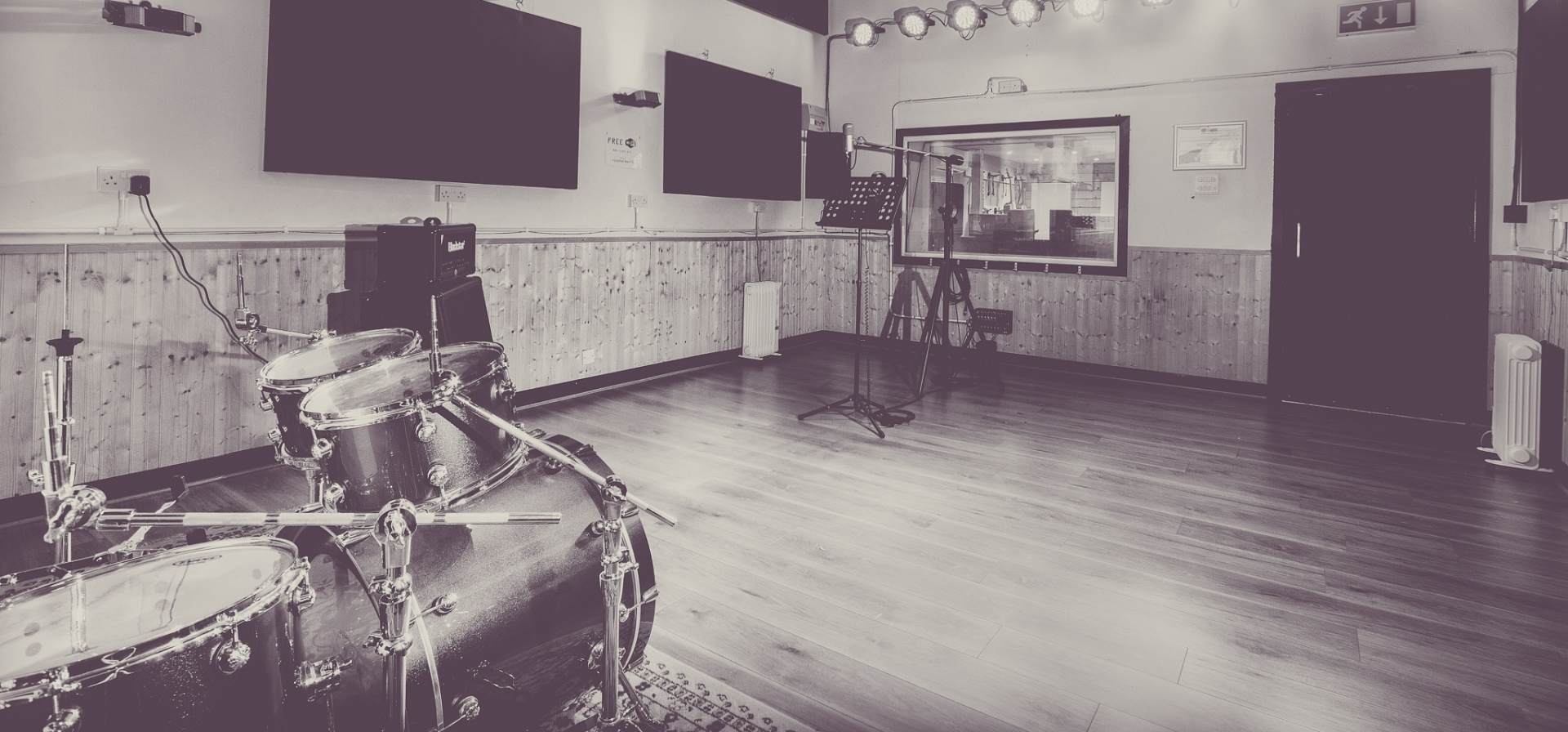 Four Hour Recording Studio Session in Blackpool-4