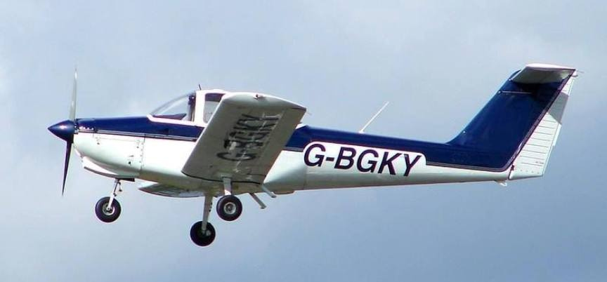 One Hour Aeroplane Flying Lesson (Four Seater Plane)-2