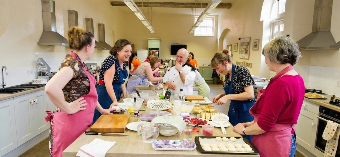 Full Day Culinary Masterclass Course - Derbyshire-3