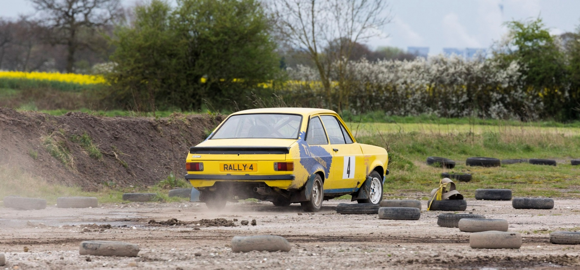 Full Day Rally Driving Introductory Experience in Yorkshire-3