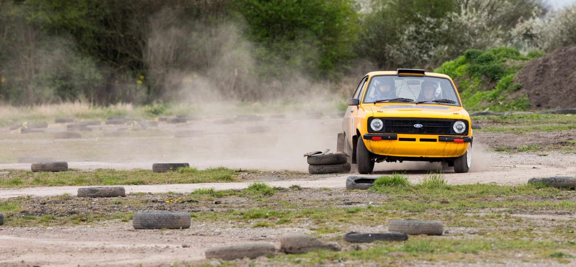 Full Day Rally Driving Introductory Experience In Yorkshire
