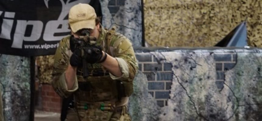 6 Locations Full Day 7 Hour Airsoft War Game