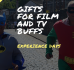 Gifts For Film and TV Buffs