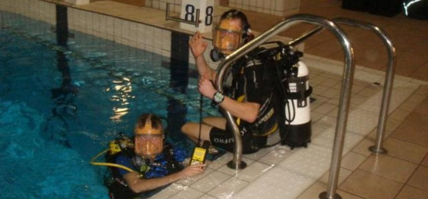 Scuba Diving 'Discover' Session for 2 London-1