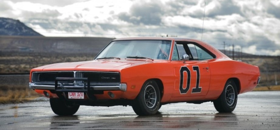 'General Lee' Dodge Charger 3 Mile Experience-4