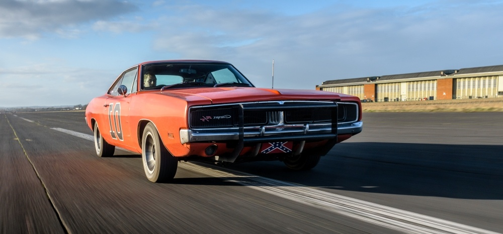 'General Lee' Dodge Charger 3 Mile Experience-5