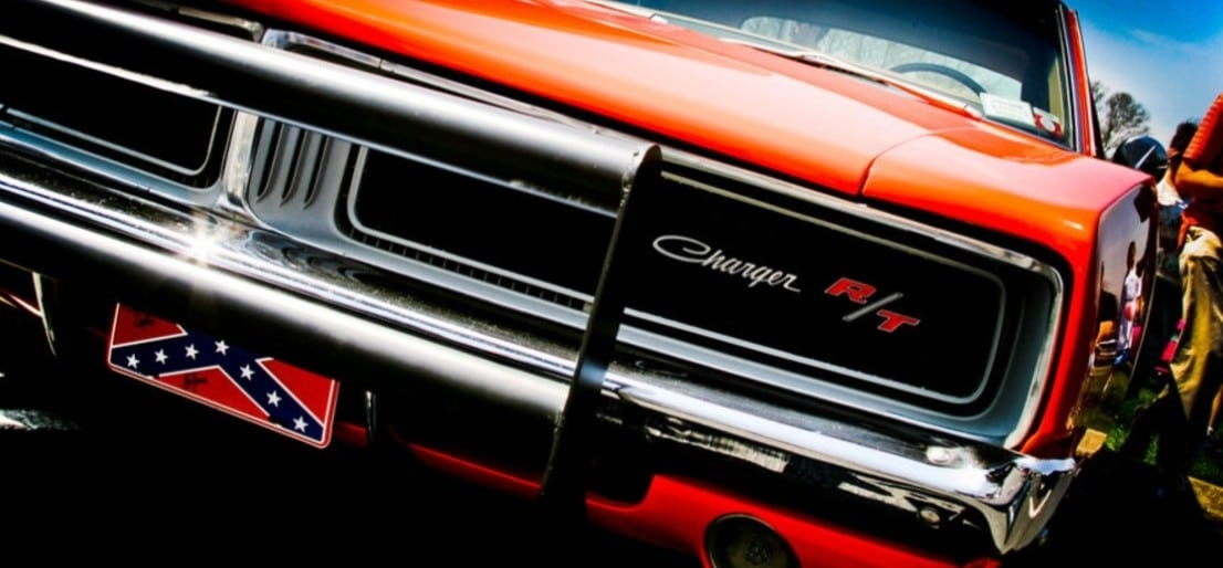 'General Lee' Dodge Charger 3 Mile Experience-3