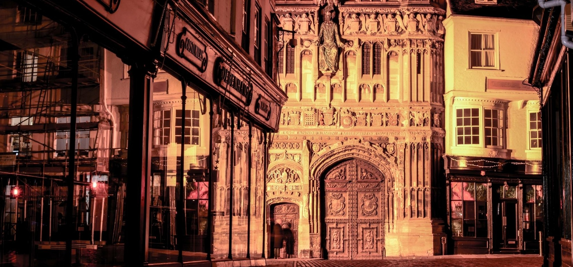 Canterbury Ghost Tour for Two People-2