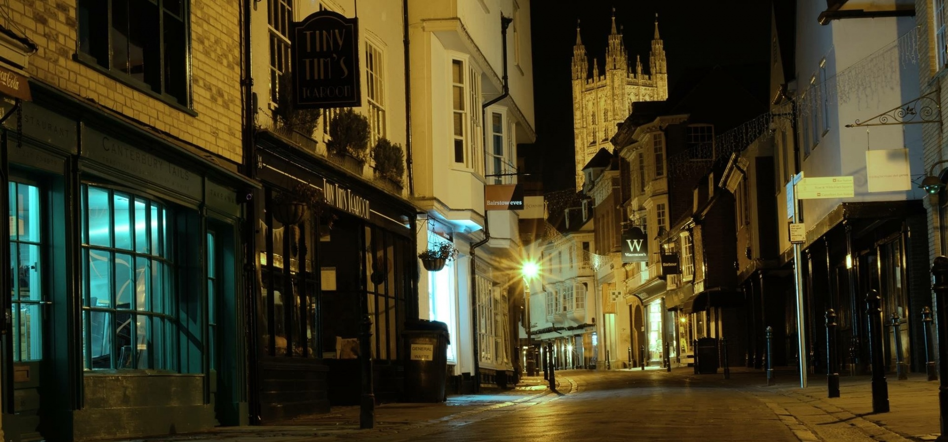 Canterbury Ghost Tour for Two People-7