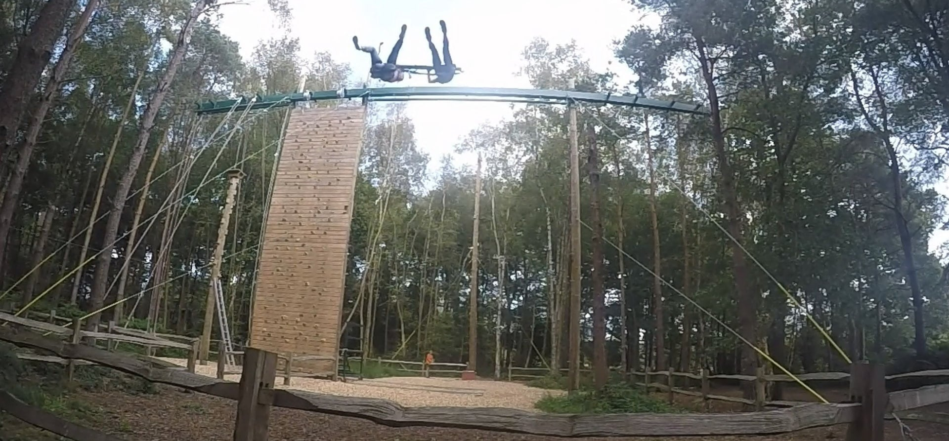 Giant Swing Experience - East Sussex-5