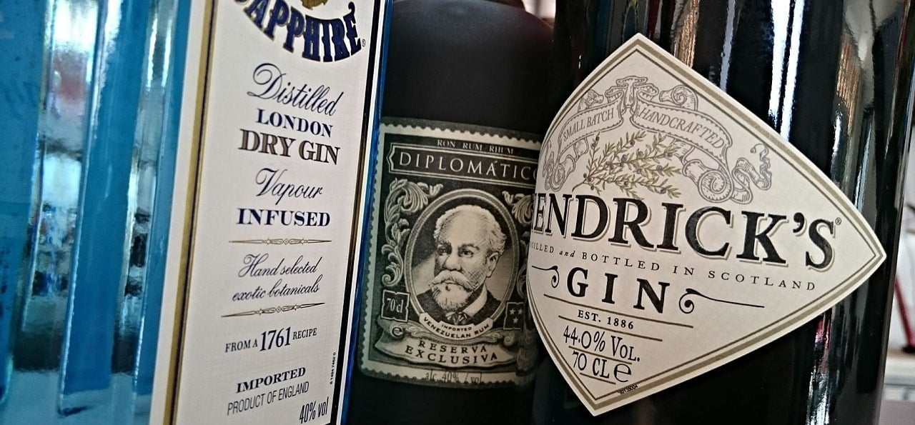 Gin And Tonic Experience Various Locations Experience Days