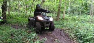 Quad Bike & Glamping Experience in Yorkshire-2