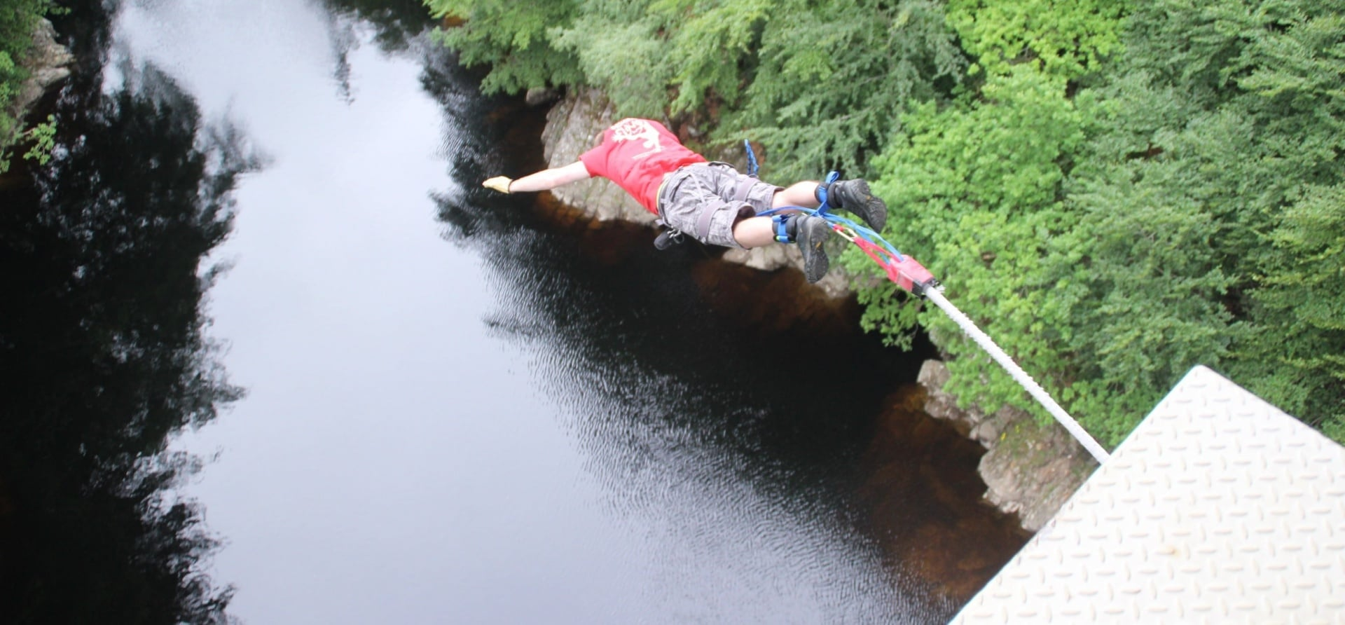 Scotland Bridge Bungee Jump-5
