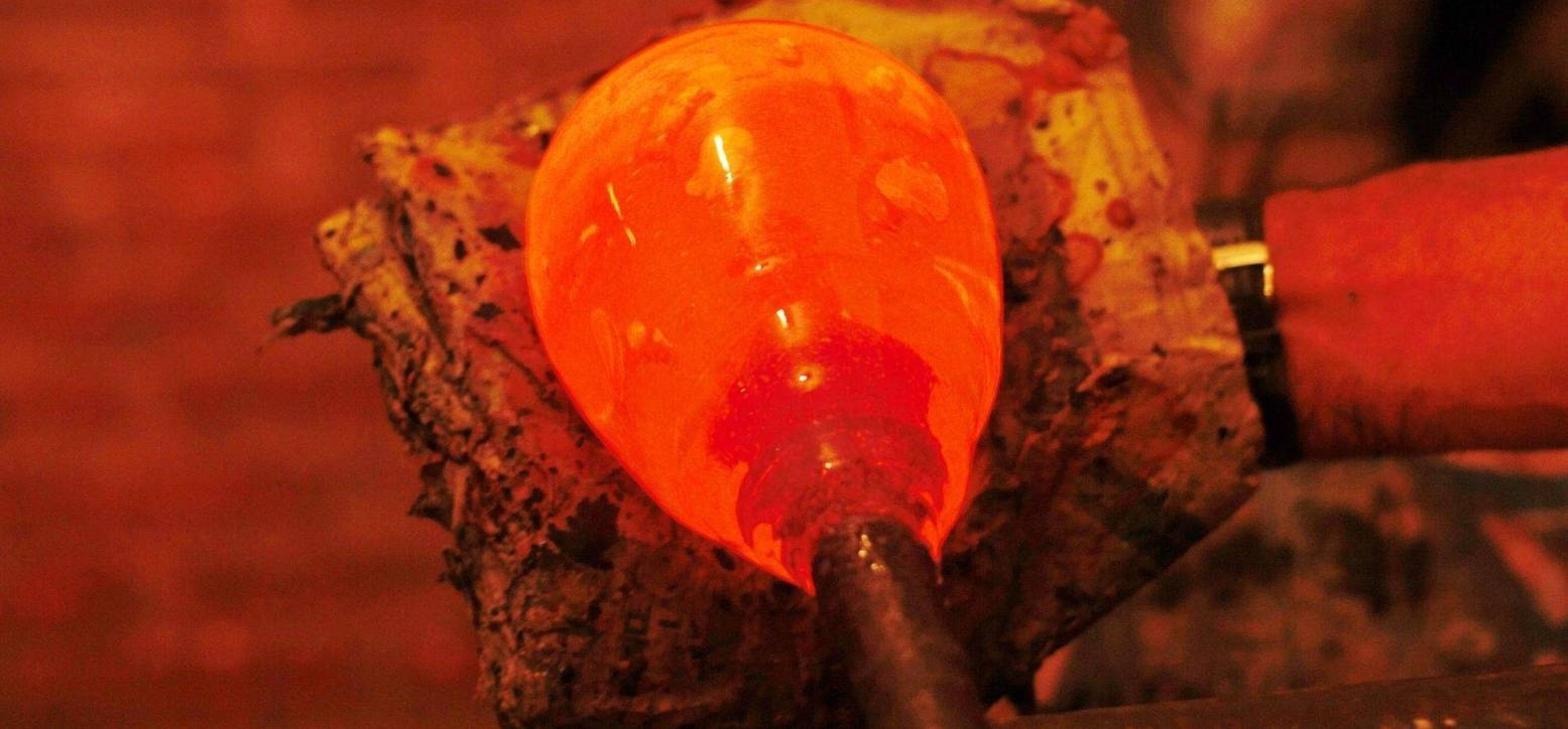 Weekday Beginners Glassblowing Lesson in Bedfordshire-1