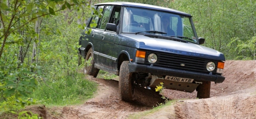 Gloucestershire Off-road Driving - Parent And Child