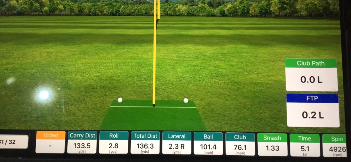 1 Hour Golf Simulator Experience in Cheshire-3