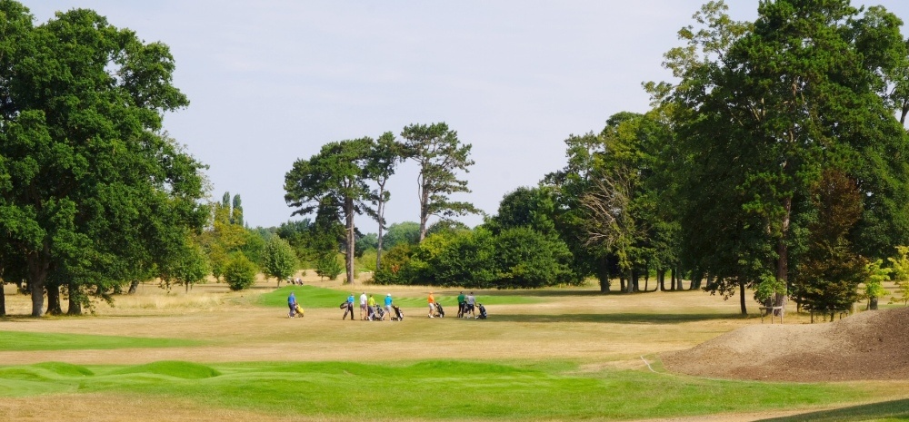 Golf Day with Snack and Dinner in Oxfordshire-2