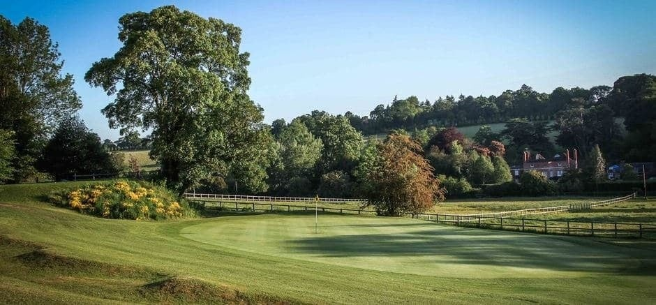 A Round Of Golf At Henley Golf Club   Oxfordshire