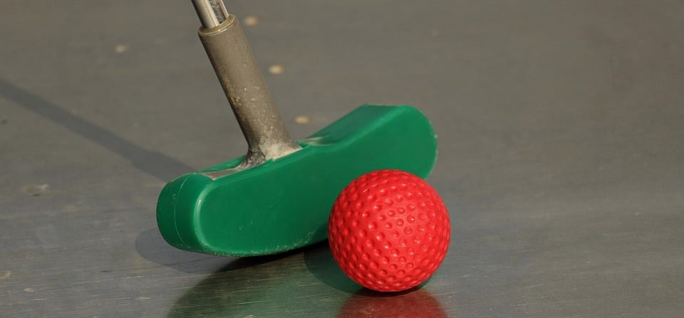 One Hour Golf Lesson at Indoor Golf Centre - Gloucestershire-2