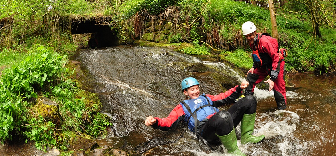 Gorge Walking Adventure for Two in Glamorgan - Full Day-3